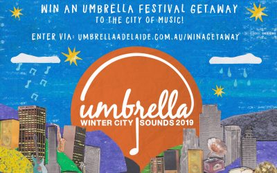 Win an Umbrella Festival Getaway!