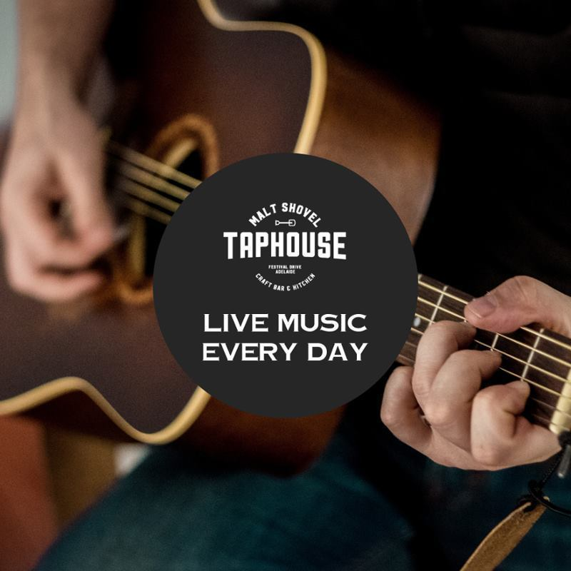 Live Music All Week at The Malt Shovel Taphouse