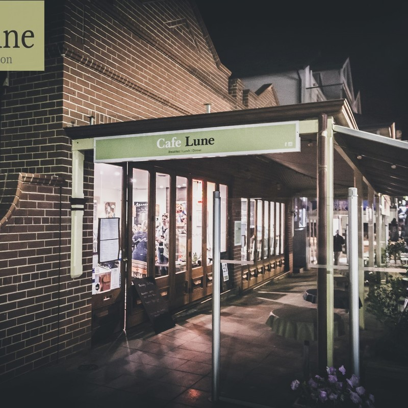 Friday nights @ Cafe Lune