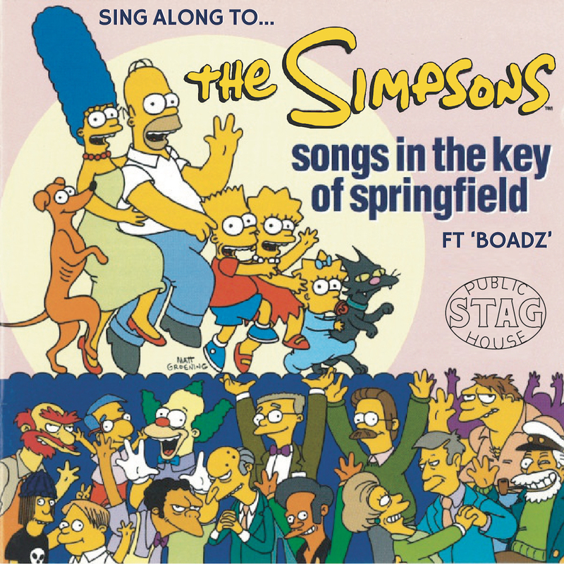 Songs in the Key of Springfield
